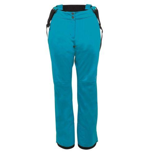 DARE 2B STAND FOR LADIES SKI PANTS SNOWBOARDING SALOPETTES SLIM LEG BLUE