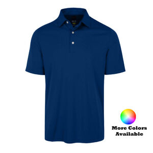 Greg-Norman-Golf-Protek-ML75-Microlux-Solid-Polo-Shirt-Pick-Size-amp-Color