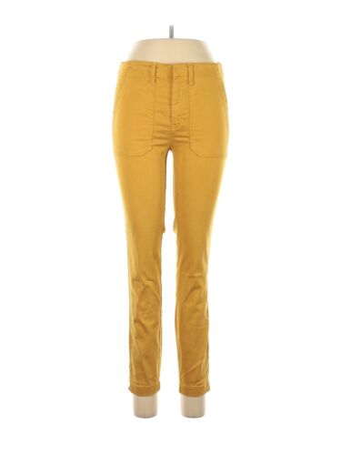 J.Crew Women Yellow Jeans 29W