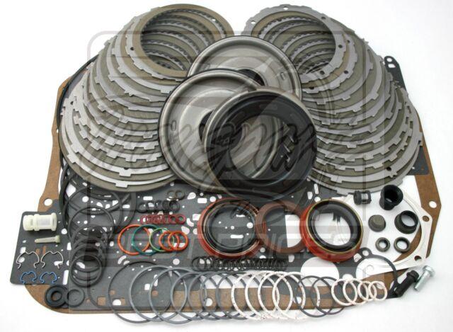 4l80e Transmission Master Overhaul Rebuild Kit 1997-up Chevy GM