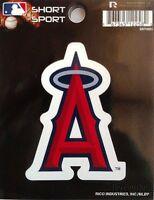 Los Angeles Angels Anaheim 3 Sport Die Cut Decal Bumper Sticker Emblem Baseball