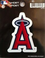 Los Angeles Angels Anaheim 3 Sport Die Cut Decal Bumper Sticker Emblem Baseball