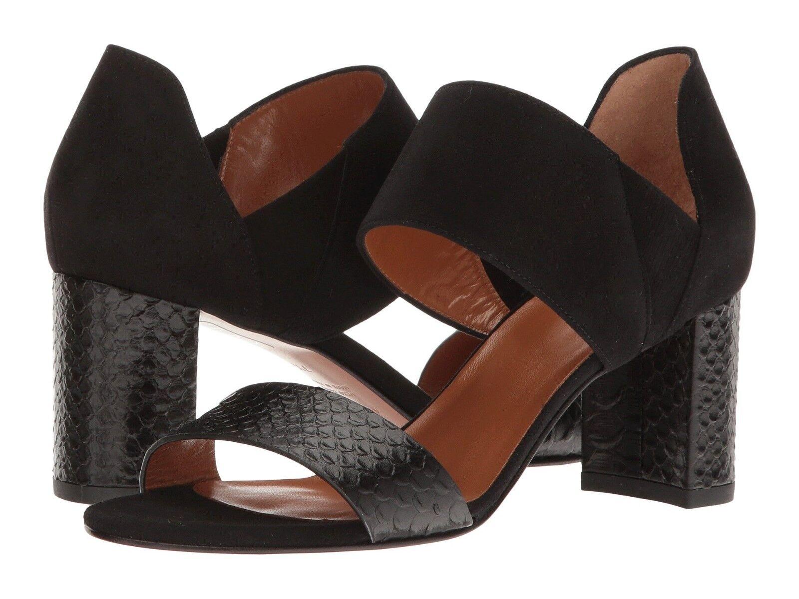 il più economico Aquatalia by Marvin K. Donna  Suzanne Dress Heel Sandal Sandal Sandal nero 8 NEW IN BOX  Offriamo vari marchi famosi