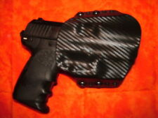 HOLSTER BLACK KYDEX HK USP 9MM H&K OWB HECKLER and KOCH