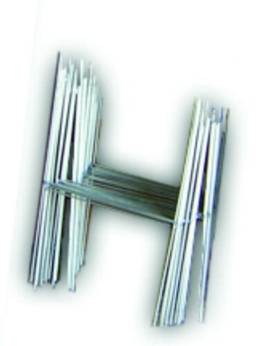 """100 H 10/""""x15/"""" Wire Stakes Holder Yard Sign Wire Stands For corrugated plastic"""