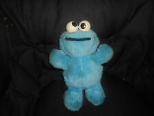 Vintage Cookie Monster plush, Playskool 1983, GD cond., has wear and some stains