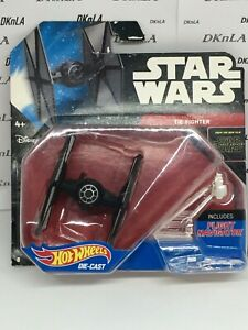 Hot-Wheels-Star-Wars-The-Force-Awakens-First-Order-034-Tie-Fighter-034-Unopened