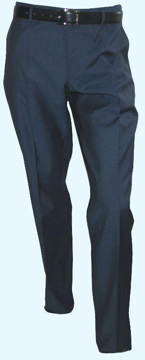 Hugo Boss Selection schurwoll schurwoll schurwoll Pantaloni Court 1 50240811 Taglia  56 NUOVO 7d40e1