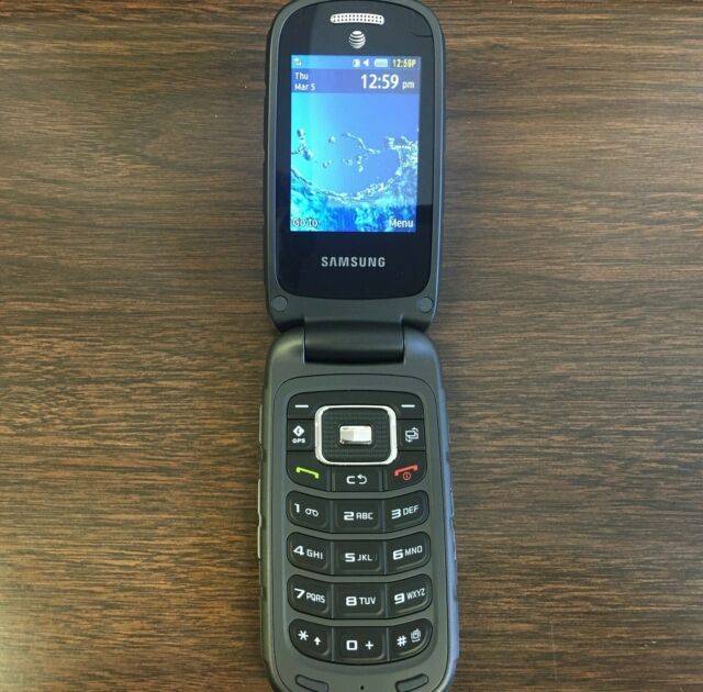 Black (AT&T) Cellular Phone