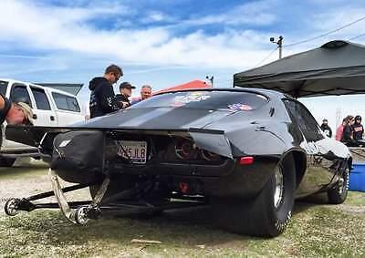Chevy Camaro 70-81 Pro Aluminum Racing, Polished, Black, Brushed Anodized