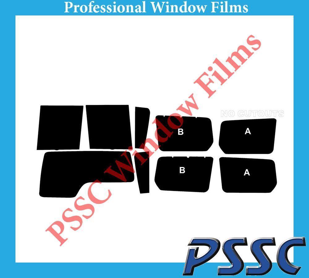 Pssc Vorgestanzt hinter Autofenster 70% Tönung Films Land Rover Discovery 3 LR3
