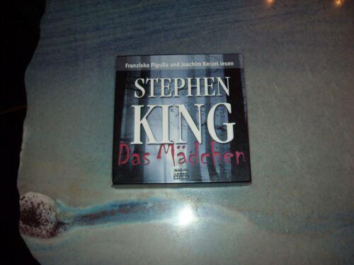1 von 1 - Das Mädchen, 7 Audio-CDs von Stephen King (2007) Hörbuch