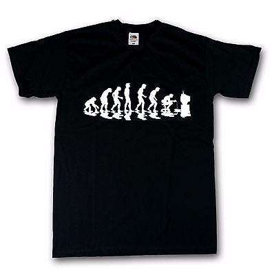 AnpassungsfäHig Evolution Gamer Computerspiel Funshirt Kult T-shirt Schwarz 100% Baumwolle S-5xl Von Der Konsumierenden öFfentlichkeit Hoch Gelobt Und GeschäTzt Zu Werden