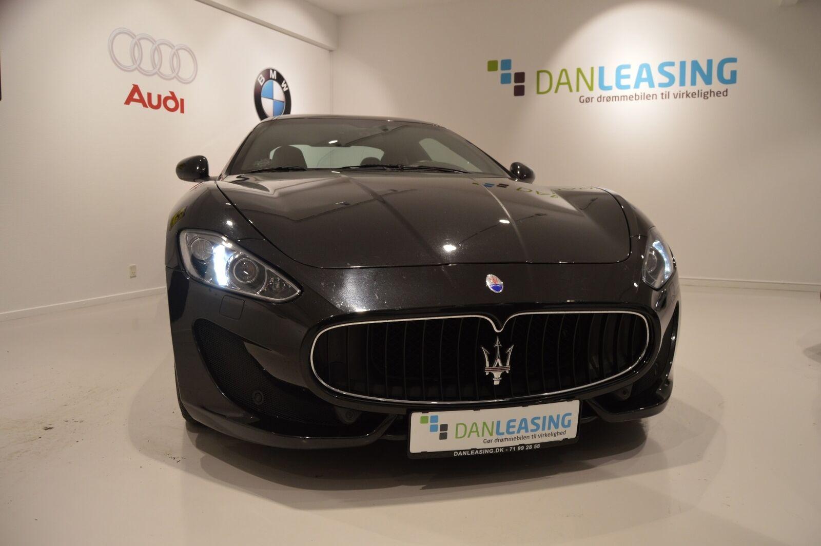 Maserati GranTurismo 4,7 MC Stradale aut. 2d