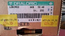 10 pcs  DRALORIC Resistors LCA0922AB  6.8k 5% 1W Nos Audio Grade Low noise