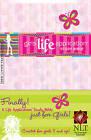 Girl's Life Application Study Bible by Tyndale House Publishers (Hardback, 2007)