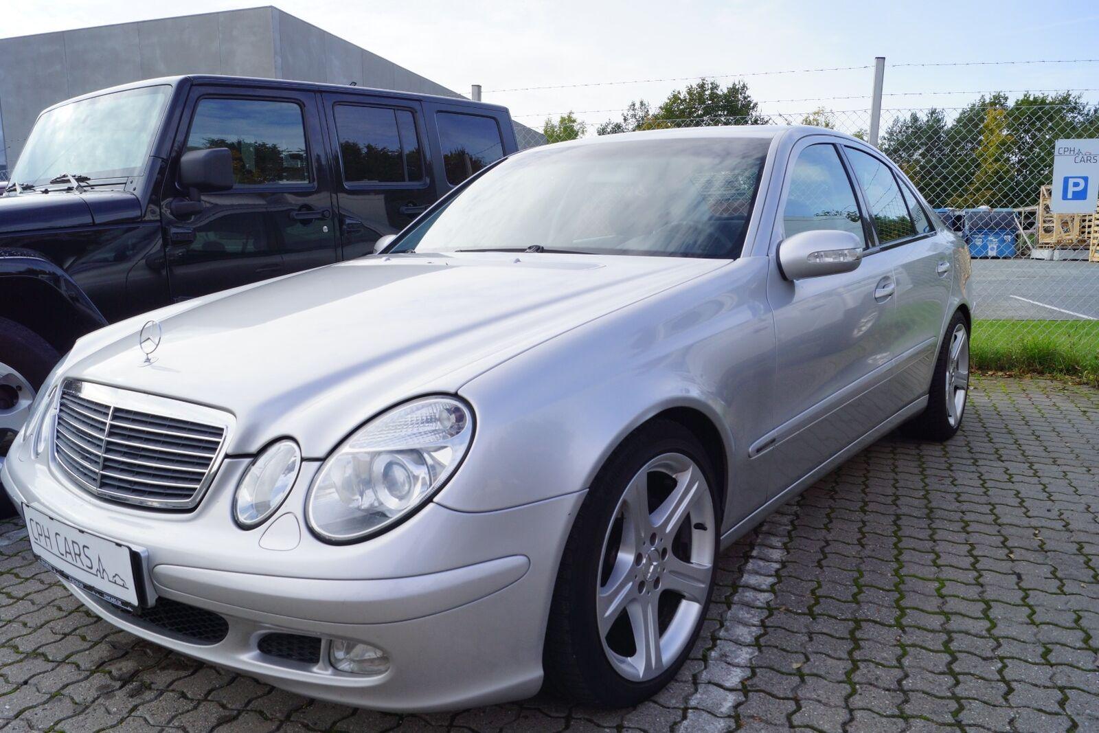 Mercedes E270 2,7 CDi Classic aut. 4d - 29.900 kr.