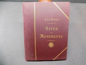 SITES-ET-MONUMENTS-POITOU-Deux-Sevres-Vendee-Vienne-Touring-Club-de-France-1904
