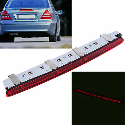 Red LED Third Rear Brake Stop Light Lamp for Mercedes Benz W203 01-06 2038201456