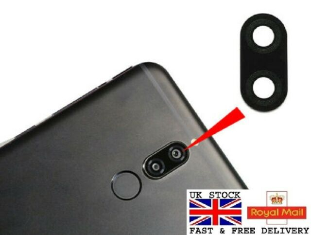 Replacement Back Rear Camera Glass Lens For Huawei Mate 10 Lite+ Adhesive UK