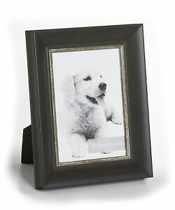 Eleganza-Roma-Moulding-Italian-Handcrafted-Modern-Urban-Black-Wood-Photo-Frame