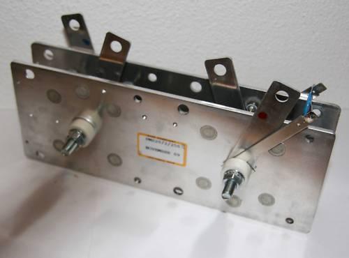 Brücken Gleichrichter 100x250 mm MIG//MAG Schweißgerät 180 A 230 V 2-phasig