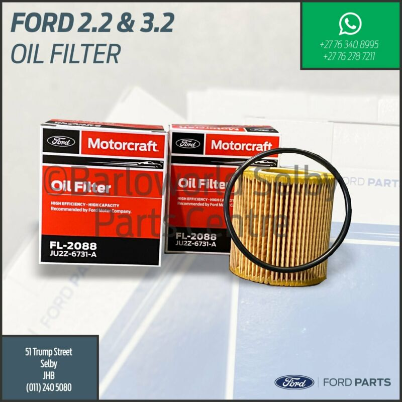 New Genuine Ford Oil Filter 2.2 and 3.2