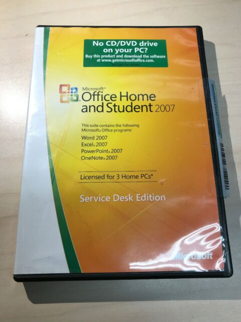 microsoft office student and home 2007 download