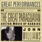 The Great Paraguayan: Guitar Music of Barrios DSD CD (CD, Aug-2004, Sony Classical)