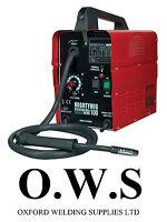 SEALEY MIGHTYMIG100 100Amp No Gas / Gasless Mighty Mig Welder + Flux Wire + Tip