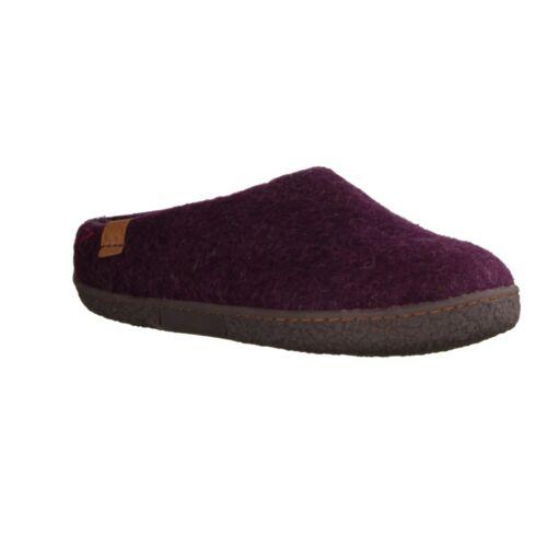 Textil Green Comfort 17281 Purp Purple Damen Hausschuh Haus NEU Damen