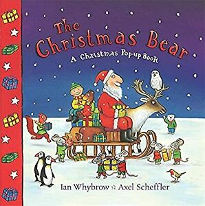 The Christmas Bear, Whybrow, Ian, Used; Good Book