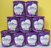 9 - 12.1 Oz Cans Similac Alimentum Infant Powdered Formula -