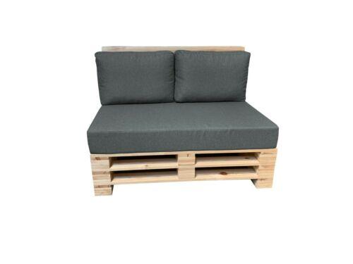 Cuscini sfoderabili per mobili in pallet eleganti e comodi per interni esterni Per il giardino