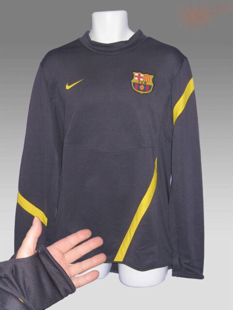 Nike Barcelona Entrenamiento Club Fútbol Sudaderas Mantas GRIS MARENGO TALLA M