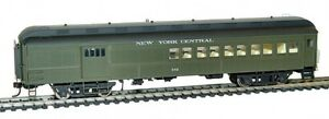 Rivarossi-New-York-Central-60ft-Combine-Car-342-HO-Scale-Train-Car-HR4203