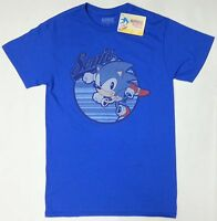 Sega Genesis Sonic The Hedgehog T-shirt Licensed & Official