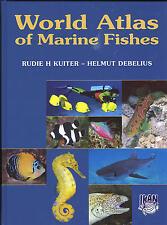 WORLD ATLAS OF MARINE FISHES, by Helmut Debelius