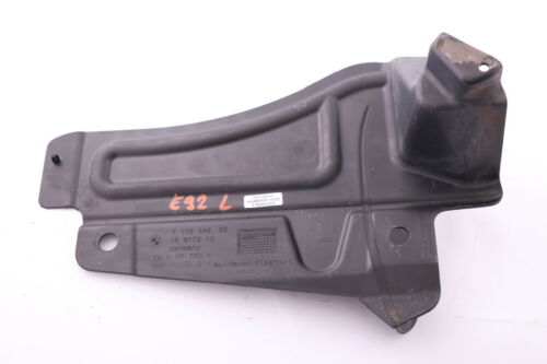BMW 3 Series E92 E93 Engine Compartment Underbody Left Covering Trim N//S 7166649