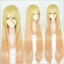 The Royal Tutor Oushitsu Kyoushi Haine Anime Costume Cosplay Wig +Track Number