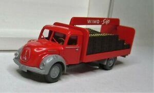 Wiking-1-87-Magirus-Mercur-120-L-Getraenkewagen-OVP-848-01-Wimo-Sip