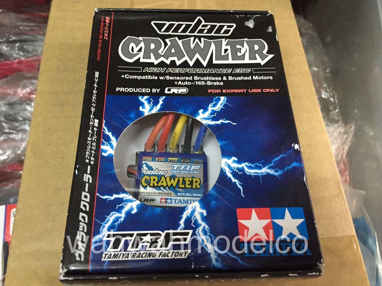 Tamiya 42153 volac crawler esc