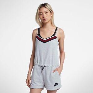 nike shorts jumpsuit