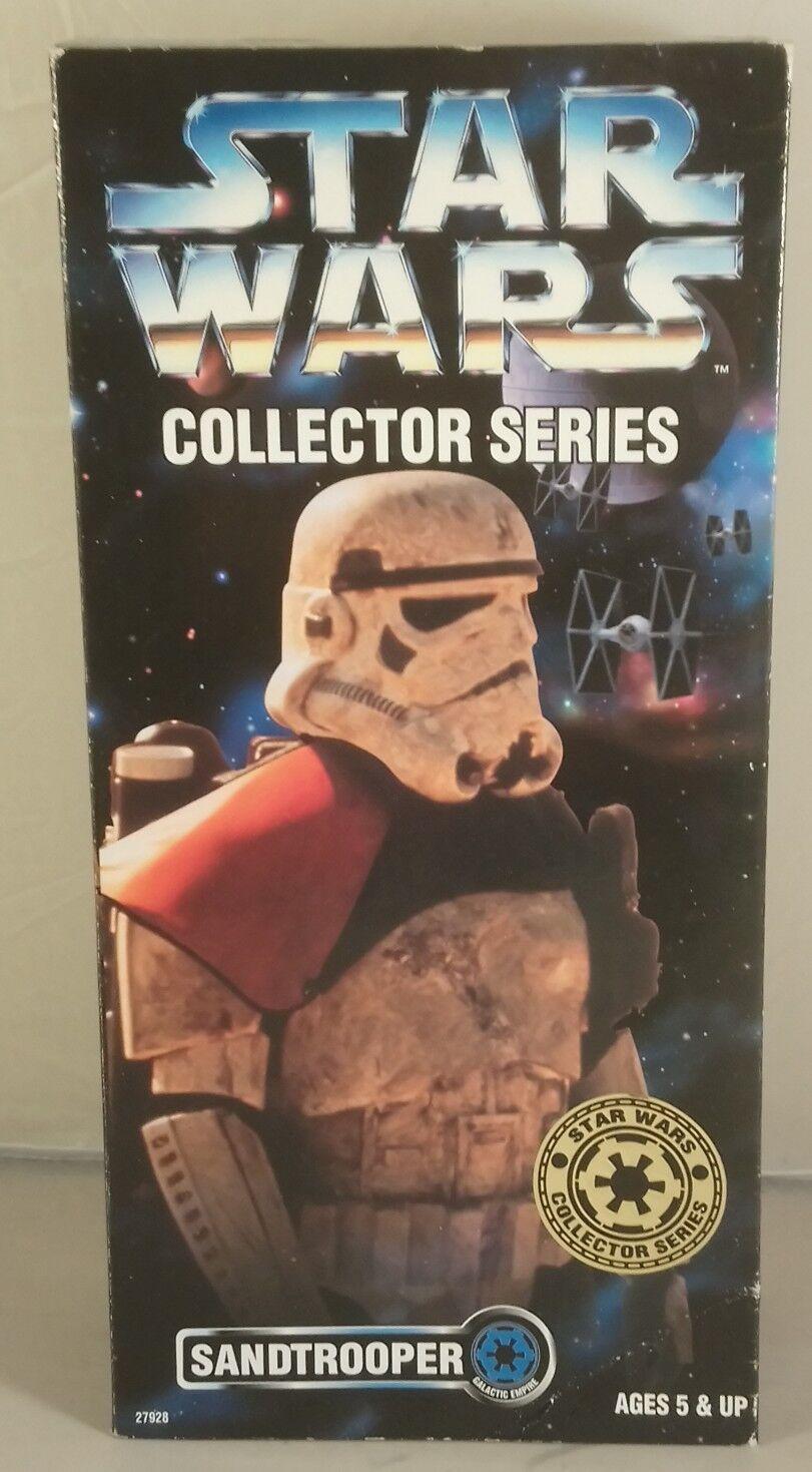 grandes precios de descuento Serie de de de coleccionista de Estrella Wars Sandtrooper figura 12  Kenner Estrella Wars  Venta en línea precio bajo descuento