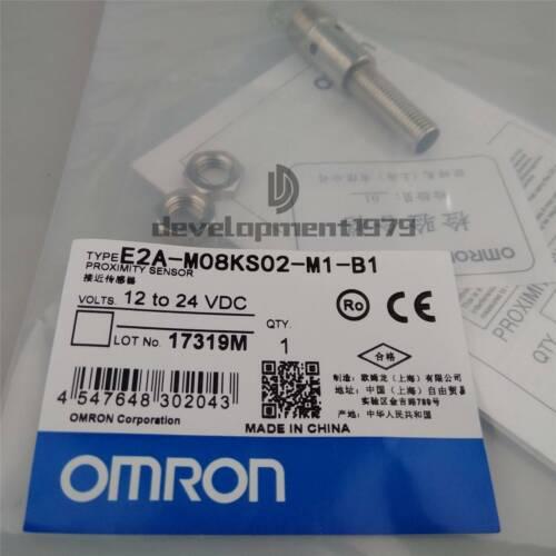 Omron PLC E2A-M08KS02-M1-B1 de proximidad interruptor 1PC Nuevo