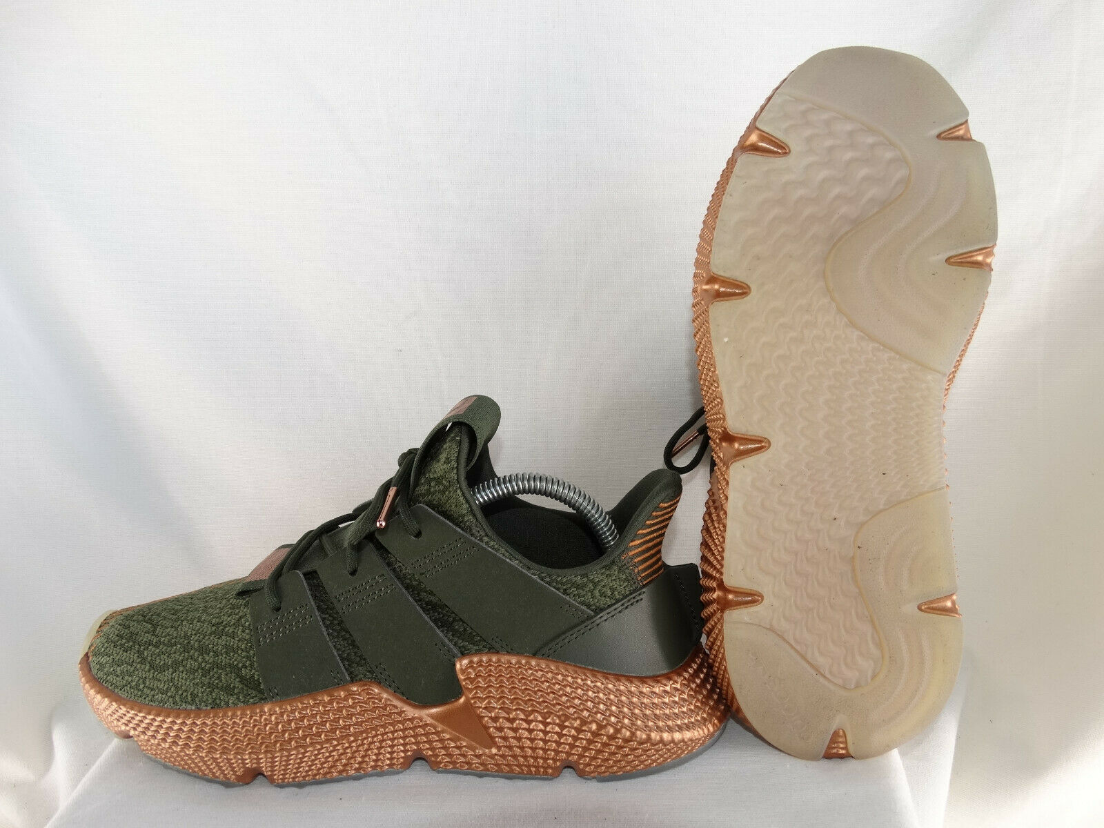 Adidas Prophere Damen Turnschuhe DA9616 oliv-kupfer EU 38 2 3 UK 5,5