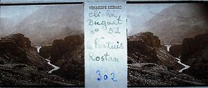 Fotografia-estereoscopica-El-pertuis-Rostan-de-aprox-1900-Hautes-Alpes