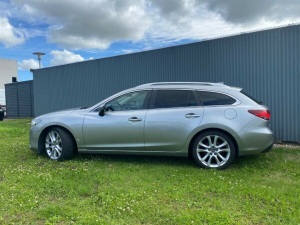 Mazda 6 2,2 Sky-D 175 Optimum stc. aut. - billede 1