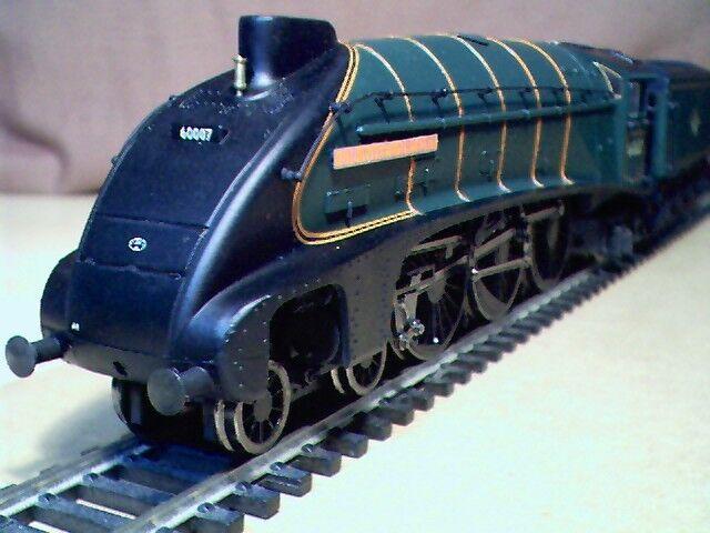 Bachmann 31-954A Preserved A4 Sir Nigel Gresley 60007 BR mit grüner L Crest MIB