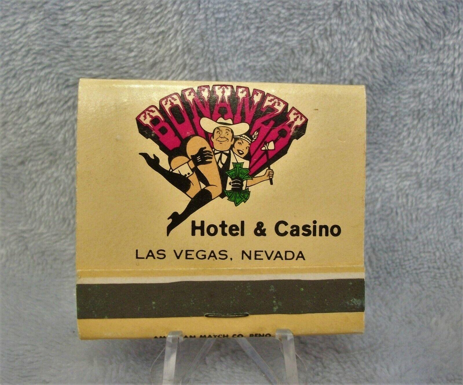 Details about  /Vintage Golden Nugget Hotel Casino Las Vegas Nevada matchbook  LQQK #6